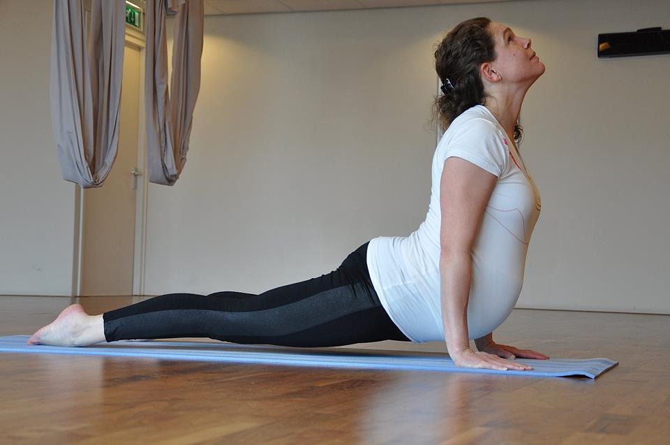 Yoga tijdens zwangerschap en menstruatie - Léyoga
