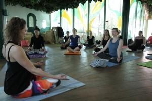 Yoga Apenheul 12