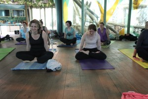 Yoga Apenheul 13