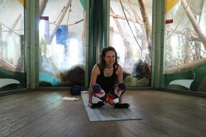 Yoga Apenheul 14