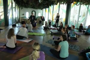 Yoga Apenheul 16