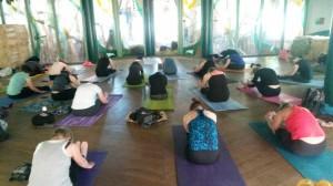 Yoga Apenheul 23