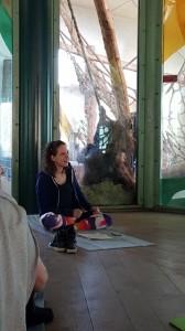 Yoga Apenheul 6
